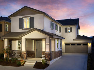 The Heartland California Collection by Meritage Homes