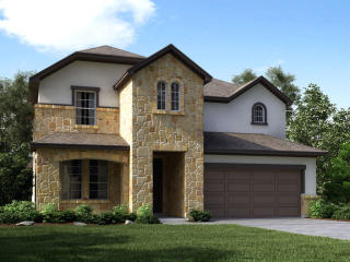 The Heights of Arcadia Ridge by Meritage Homes