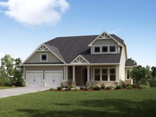 Carter Grove: The Reserve II by Meritage Homes
