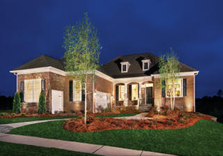 Regency at Palisades by Toll Brothers