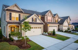 Village at the Park Townes by Pulte Homes