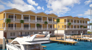 EcoVillage Honeymoon Island by Greenergy Communities