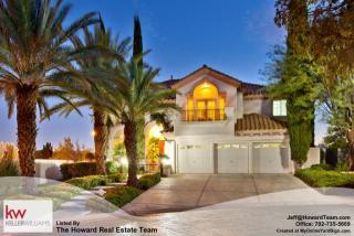1701 Corta Bella Drive, Las Vegas NV