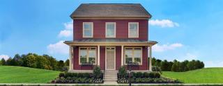 Mintbrook Single-Family Homes by Ryan Homes