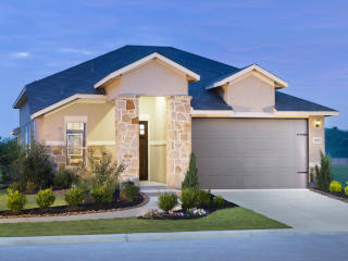 The Meadows at Steubing Farm by Meritage Homes