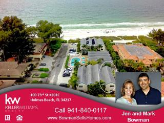 100 73rd Street #201C, Holmes Beach FL