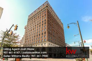 109 N Main Street #1403, Memphis TN