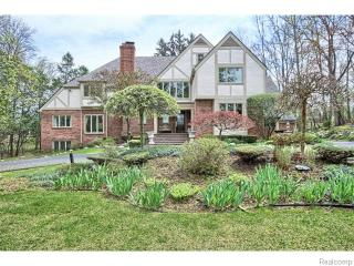 3839 Franklin Road, Bloomfield Hills MI