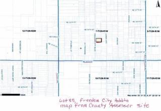 Freedom City Boulevard, Oklahoma City OK