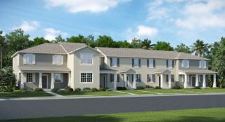 The Townhomes at Windermere Sound by Lennar