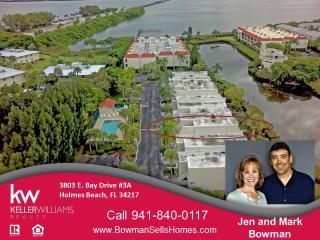 3803 East Bay Drive #3A, Holmes Beach FL
