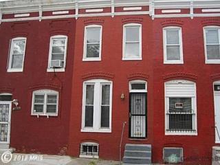 1950 Ridgehill Ave, Baltimore, MD 21217