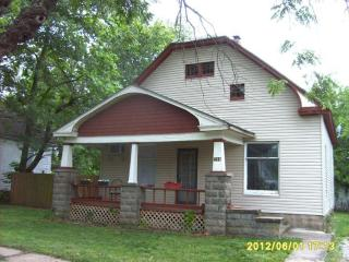 714 N Central Ave, Parsons, KS 67357