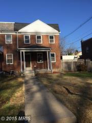 5510 Frederick Avenue, Baltimore MD