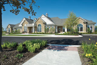 Regency at The Woods of South Barrington by Toll Brothers