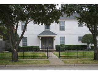 5054 W University Blvd, Dallas, TX 75209