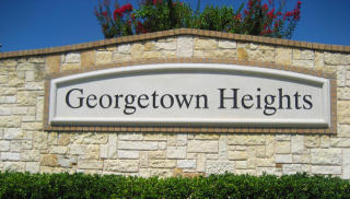 Georgetown Heights by D.R. Horton