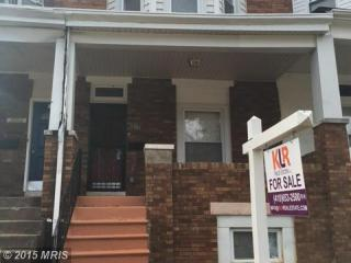 3802 Cottage Ave, Baltimore, MD 21215