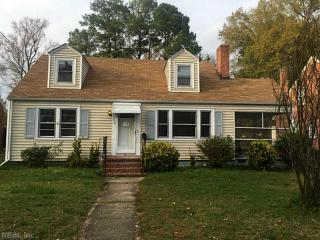 706 W 2nd Ave, Franklin, VA 23851