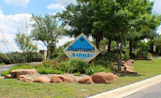 Blue Diamond, Boerne TX