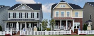 Woodbourne Manor Neo-Traditional Homes by Ryan Homes