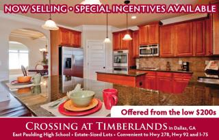 CROSSING AT TIMBERLANDS - ATL by Crown Communities