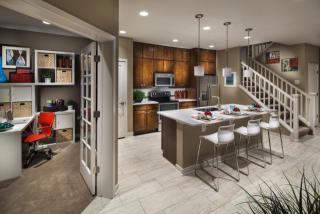 The Villas at Meridian Village by KB Home