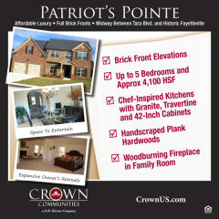 PATRIOT'S POINTE - ATL by Crown Communities
