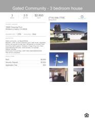 16666 Flowering Plum Cir, Whittier, CA 90603