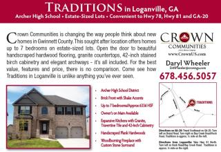 TRADITIONS - ATL by Crown Communities