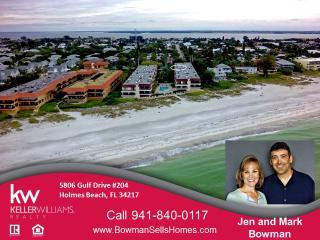 5806 Gulf Drive #204, Holmes Beach FL