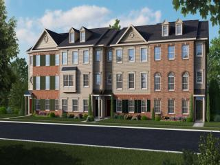Meridian Crossing Townhomes by Ryland Homes