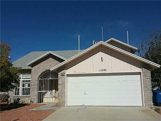 11993 Banner Crest Dr, El Paso, TX 79936