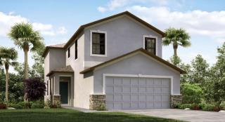 The Manors at Trinity Preserve by Lennar