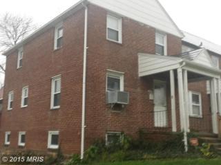 723 Benninghaus Road, Baltimore MD