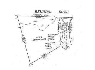1 East Belcher Road, Foxboro MA