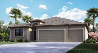 Providence : Cortland Woods Executives by Lennar