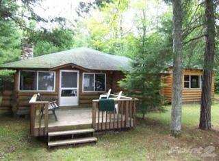 4978 North Musky Point Road, Mercer WI