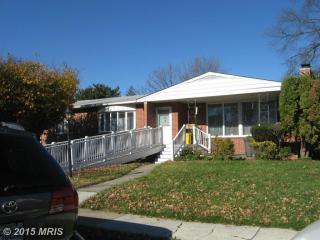 3118 Marnat Rd, Pikesville, MD 21208