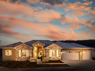 The Heartland Estates by Meritage Homes