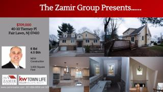 40-10 Tierney Place, Fair Lawn NJ
