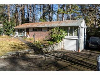 2803 Winding Lane Northeast, Brookhaven GA