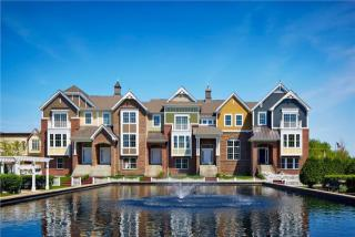 English Rows by M/I Homes