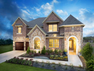 Creekside at Austin Waters - The Manors by Meritage Homes
