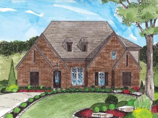 Blossom III Plan in Village Park, Collierville, TN 38017