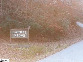 Laurel Ridge Drive, Pickens SC