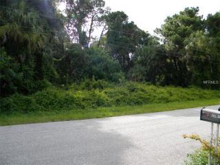 Lot 5 Block 1856 Halladay Street, North Port FL