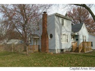 1539 W Homewood Ave, Springfield, IL 62704