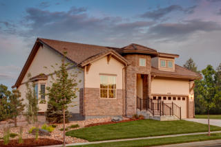 Toll Brothers at Inspiration - Jefferson Collection by Toll Brothers