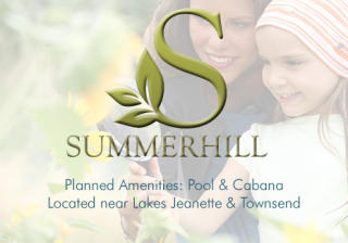 Summerhill Terraces by Shea Homes-Family